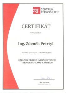 certifikat-termografie