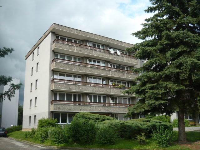 Průkaz energetické náročnosti bytového domu v Českých Budějovicích