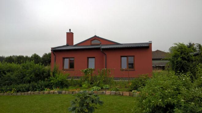 Pro tento jednopodlažní rodinný dům v Lišově jsme připravili kvalitní průkaz energetické náročnosti budovy.