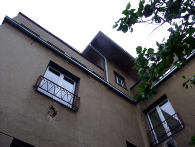 Energetický štítek pro bytový dům - Praha