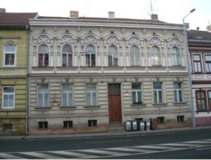Průkaz energetické náročnosti budovy - Pražská ulice, České Budějovice