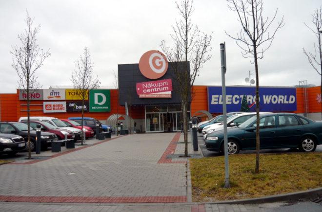 Připravili jsme průkaz energetické náročnosti pro obchodní centrum Géčko v Českých Budějovicích