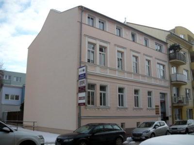 Energetický průkaz administrativní budovy v Českých Budějovicích